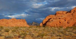 roche rouge images libres de droits
