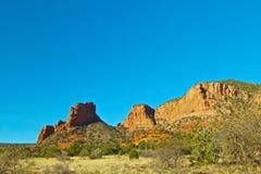 Roche rouge Sedona Arizona Photographie stock