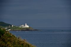 Roches Point Lighthouse Stock Photography