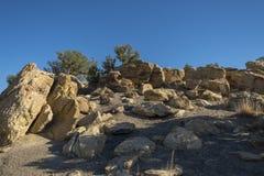 roche Utah de formations image libre de droits