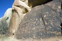roche Utah de journal Photographie stock