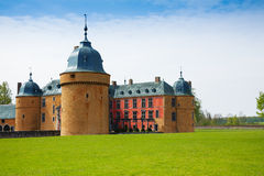 Free Rochefort Castle In Belgium, Europe Royalty Free Stock Images - 58491969