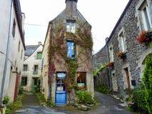 Rochefort-en-Terre Stockfotografie