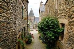 Rochefort-en-Terre Royalty Free Stock Photos