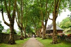 Rochefort-en-Terre Stock Photo