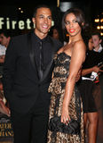 Marvin Humes,Rochelle Wiseman Stock Images