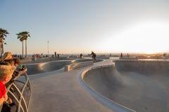 Rochen-Park Santa Monica Lizenzfreie Stockfotografie
