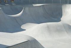 Rochen-und Fahrrad-Park Stockfotos