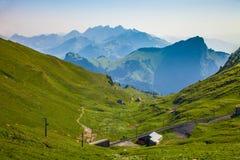 Rocher de Naye I, Switzerland Royalty Free Stock Images