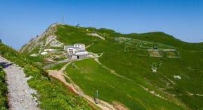 Rocher de Naye II, Switzerland Royalty Free Stock Photo