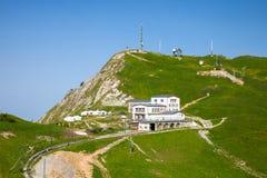 Rocher de Naye III, Suisse Images libres de droits