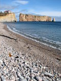 Rocher Percé Stock Fotografie