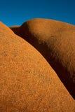 Rochers de granit Images libres de droits