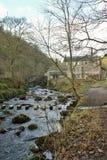 Rochers de Hardcastle, Yorskhire occidental Photo libre de droits