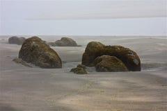 Rochers solitaires Image libre de droits
