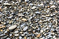 Roches côtières Images libres de droits