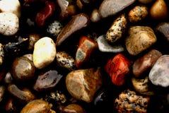 Roches coloré texturisées Image libre de droits