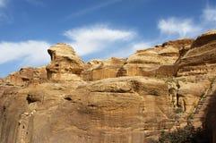 Roches de désert Photographie stock libre de droits
