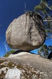 Roches de granit Photo stock
