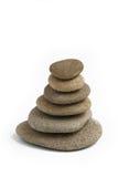 Roches de méditation Photographie stock libre de droits