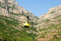 Roches de Montserrat Photos libres de droits