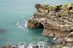 roches de portreath de Cornouailles Photographie stock libre de droits