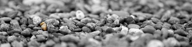 Roches de rivière Photographie stock