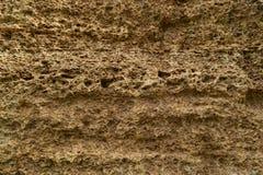 Roches de Sandy Photographie stock