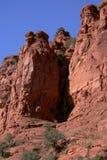 Roches de Sedona Photos libres de droits