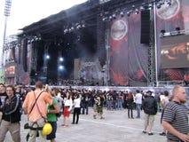 Roches de Sonisphere Sofia photos libres de droits