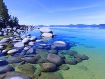 Roches de Tahoe Photographie stock libre de droits