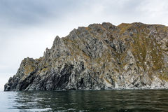 Roches en mer Photographie stock libre de droits