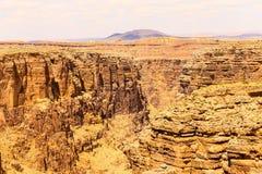 Roches et canyon Images libres de droits