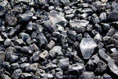 Roches et minerais Images stock