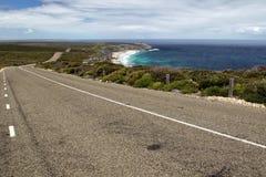 Roches remarquables, île de kangourou Image stock