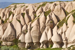 roches roses, Goreme, Cappadocia, Anatolie central, Turquie Photo stock