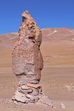 Roches sculptées par érosion image libre de droits