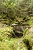 Roches tombées de basalte Photo libre de droits