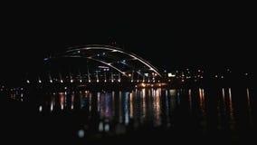 Rochester-Brücke Stockbild