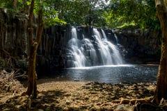 Rochester cae en Isla Mauricio Fotografía de archivo libre de regalías