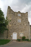 Rochester Castle gatehouse in England Stock Image