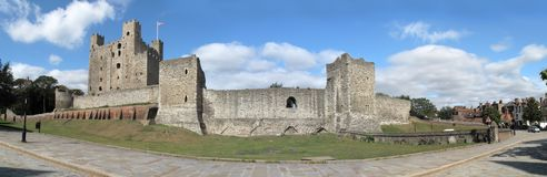 Rochester Castle, Kent, England Stock Photos