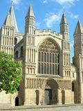 Rochester cathedral 3 Stock Images