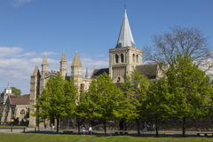 Rochester Cathedral in Kent Royalty Free Stock Photography