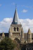 Rochester domkyrka i Kent Royaltyfri Bild