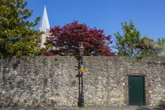 Rochester em Kent, Reino Unido imagens de stock royalty free