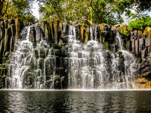 Rochester Falls Mauritius Royalty Free Stock Images