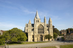 Rochester katedralny Zdjęcie Royalty Free