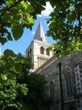 Rochester-Kathedrale 5 Stockbilder