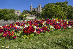 Rochester in Kent, UK Royalty Free Stock Image